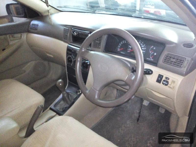 Toyota Corolla GLi 1.3 2007 Image-3