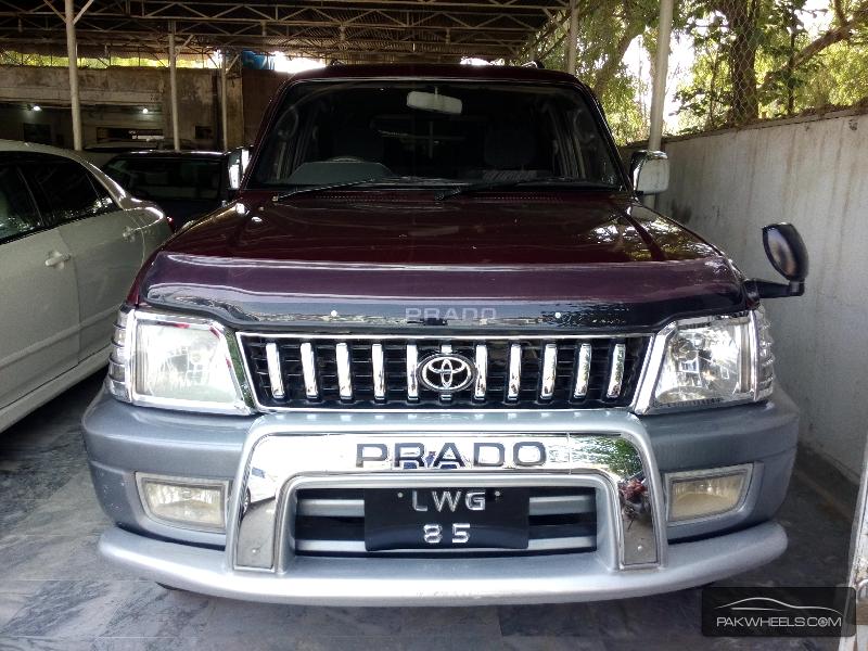Toyota Prado TX 2.7 1996 Image-1