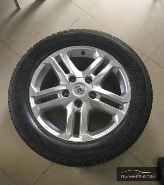 ZX alloys with tyres For Sale Image-1