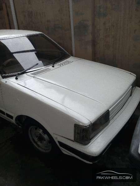 Mitsubishi Shogun 1987 Image-1
