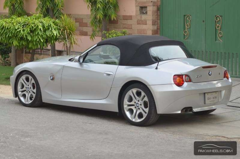 Bmw Z4 M Roadster 2004 For Sale In Lahore Pakwheels
