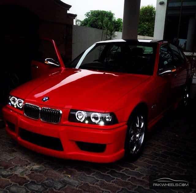 BMW 3 Series M3 1994 Image-1