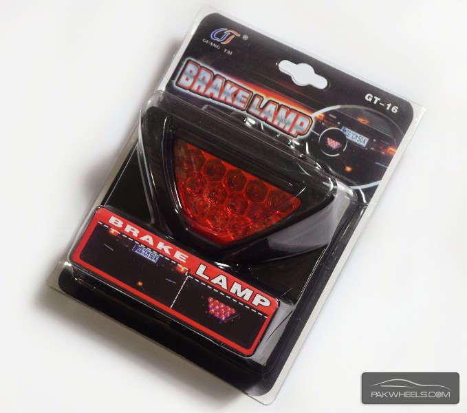 F1 Style Brake Lamps For Sale Image-1