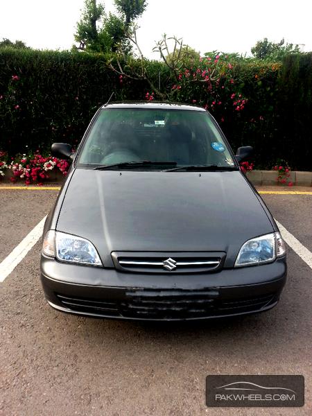 Suzuki Cultus VXRi (CNG) 2008 Image-2