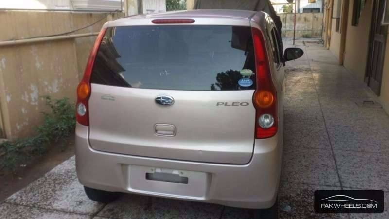 Subaru Pleo 2011 Image-3