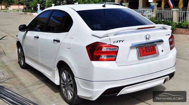 Honda City Body Kit Modulo Thailand Abs Plastic For Sale For Sale In Lahore Car Pakwheels