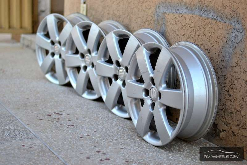 Worksheet. Suzuki Swift Orignal rims 15quot For Sale for sale in Islamabad