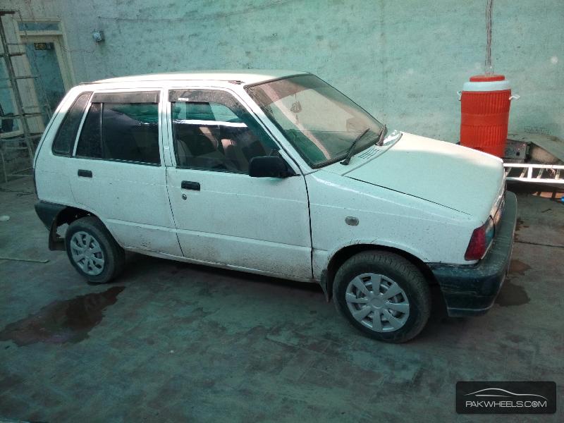 Suzuki Mehran VX 2006 Image-2
