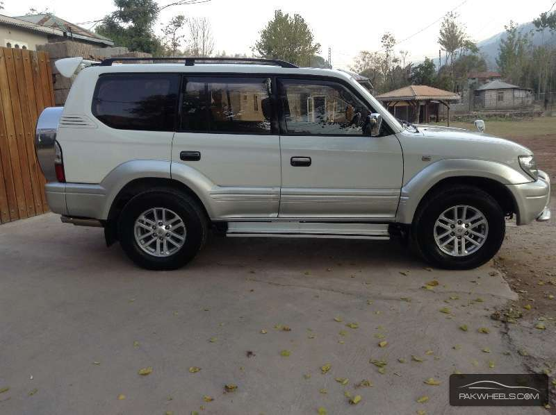 Toyota Prado 2001 For Sale In Islamabad Pakwheels