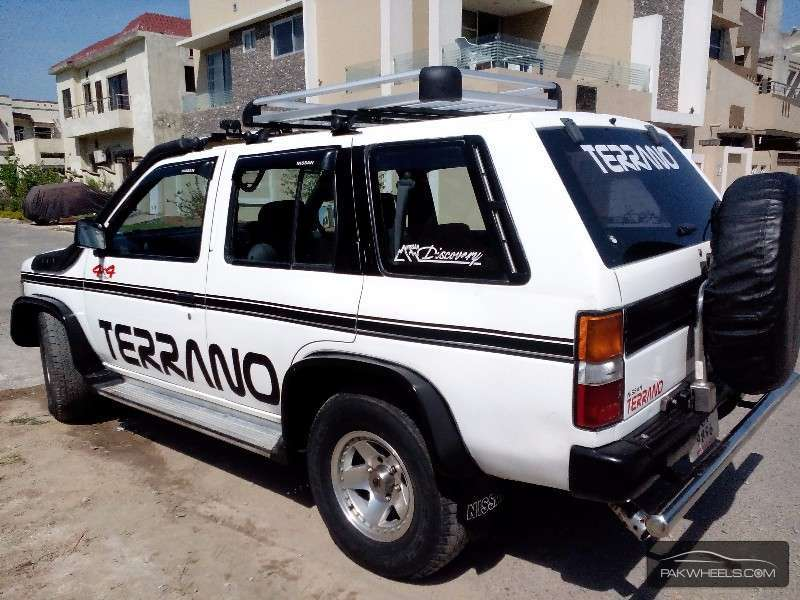 Nissan Terrano Ii 1993 For Sale In Lahore