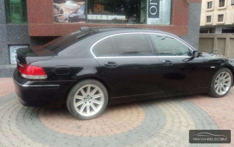 BMW Series Li For Sale In Lahore PakWheels - 2006 bmw 745 for sale