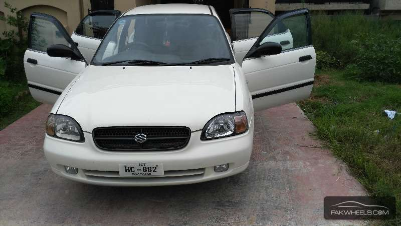 Suzuki Baleno JXR 2004 Image-1