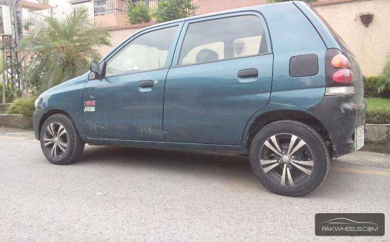 Suzuki Alto 2007 Image-5
