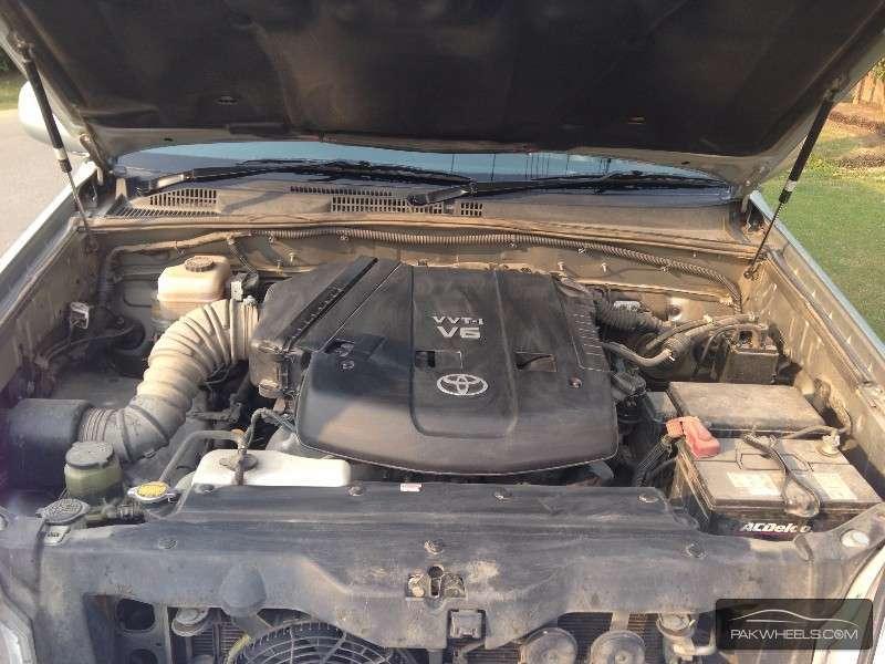 Toyota Prado TZ G 4.0 2007 Image-8
