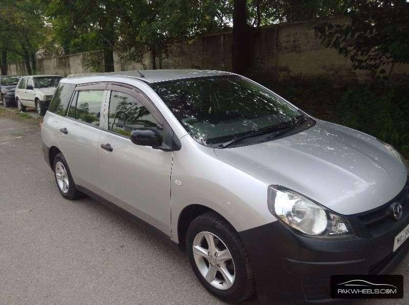 Mazda Familia Van 2007 Image-1
