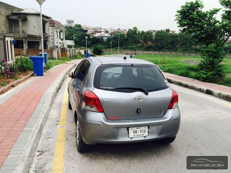 Toyota Vitz F 1.0 2007 Image-7