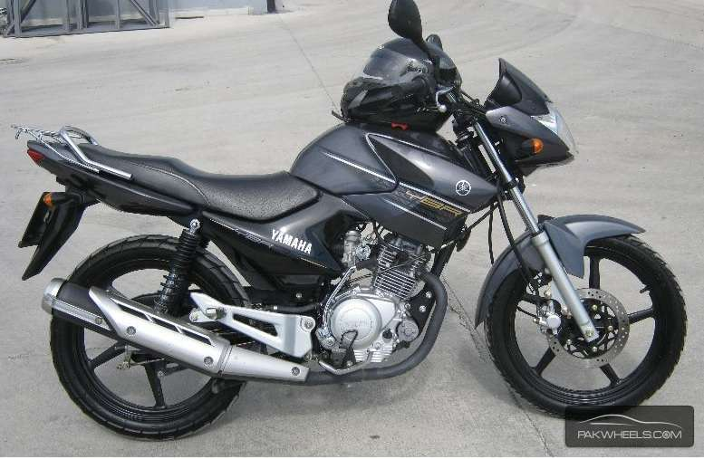 used yamaha ybr 125 2015 bike for sale in bahawalpur 142971 pakwheels. Black Bedroom Furniture Sets. Home Design Ideas
