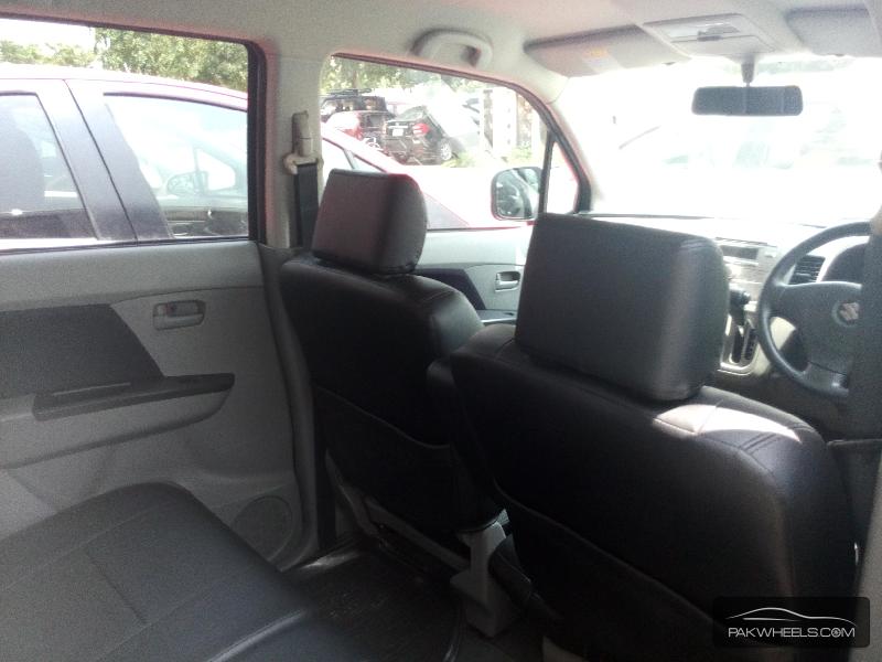 Suzuki Wagon R FX 2011 Image-6