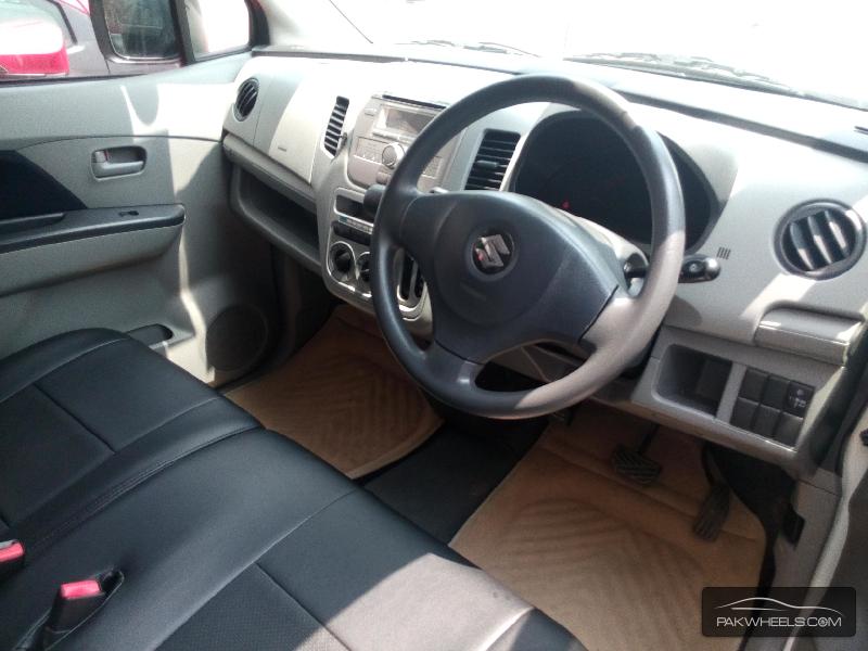 Suzuki Wagon R FX 2011 Image-7