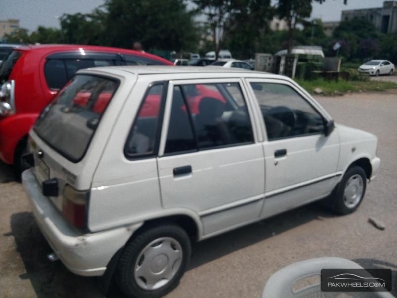 Suzuki Mehran VXR (CNG) 2007 Image-4
