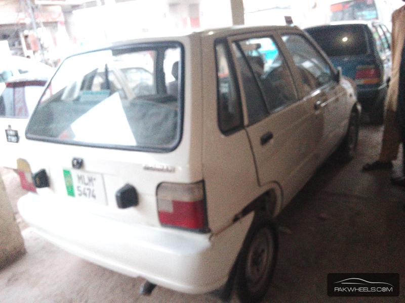 Suzuki Mehran VX (CNG) 2006 Image-3