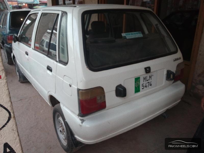 Suzuki Mehran VX (CNG) 2006 Image-4