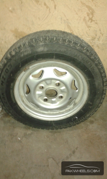 Cultus/Margalla Spare Wheel For Sale Image-1
