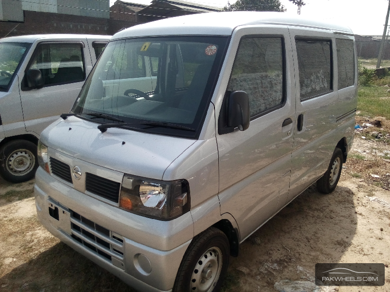 Nissan Clipper AXIS 2011 Image-3