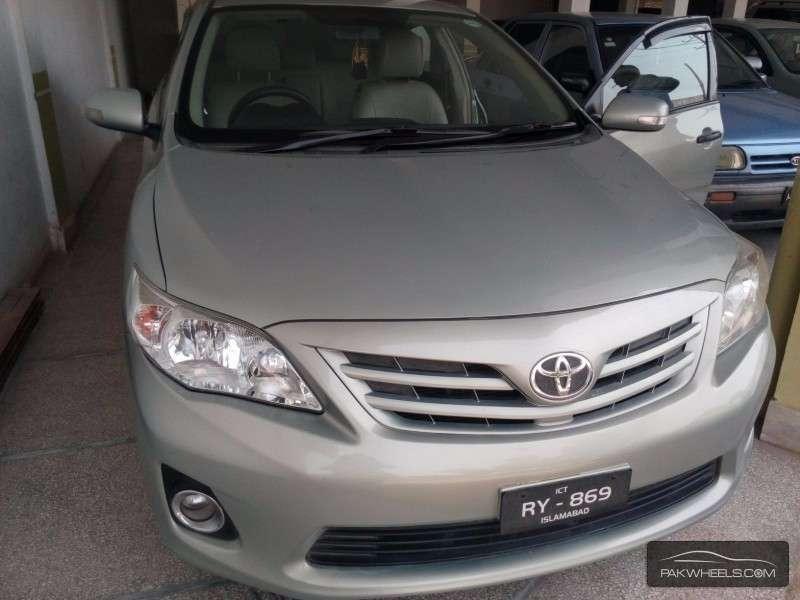 Toyota Corolla GLi 1.3 2011 Image-1