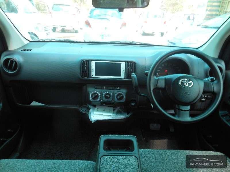 Toyota Passo G 1.0 2014 Image-4