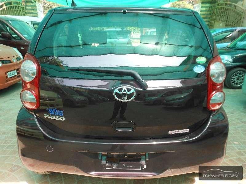 Toyota Passo G 1.0 2014 Image-9