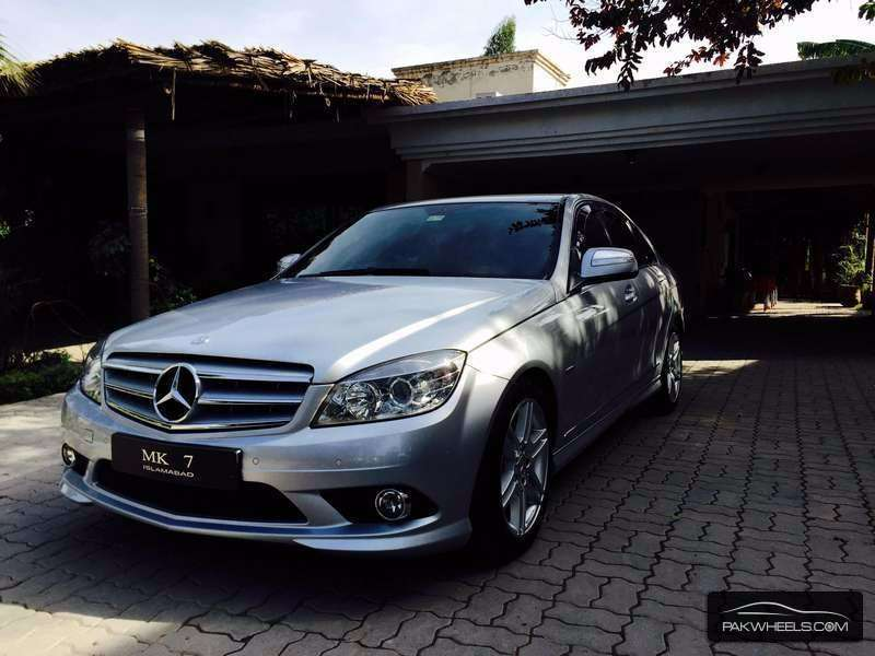 Mercedes benz c class c200 2008 for sale in islamabad for Used mercedes benz rims for sale