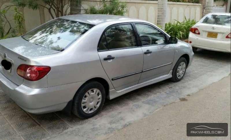 Toyota Corolla Xli 2008 For Sale In Karachi