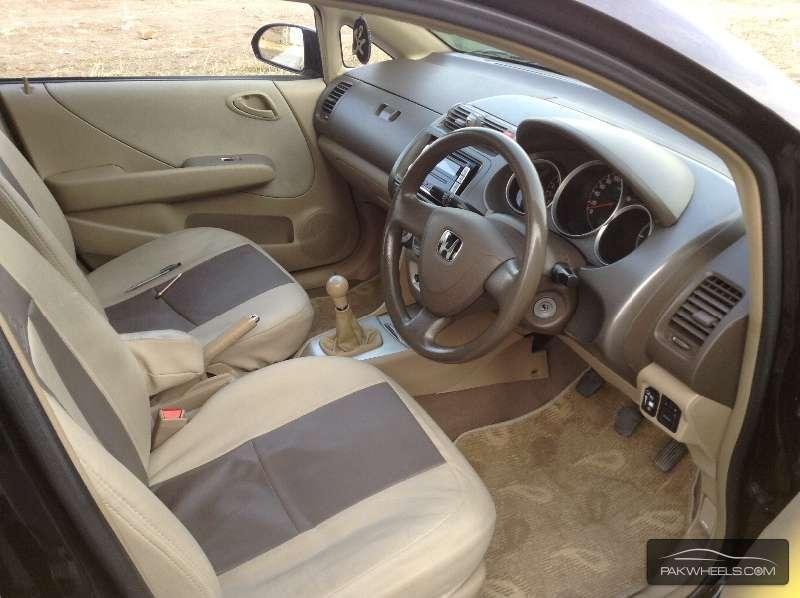Honda City i-DSI 2007 Image-6