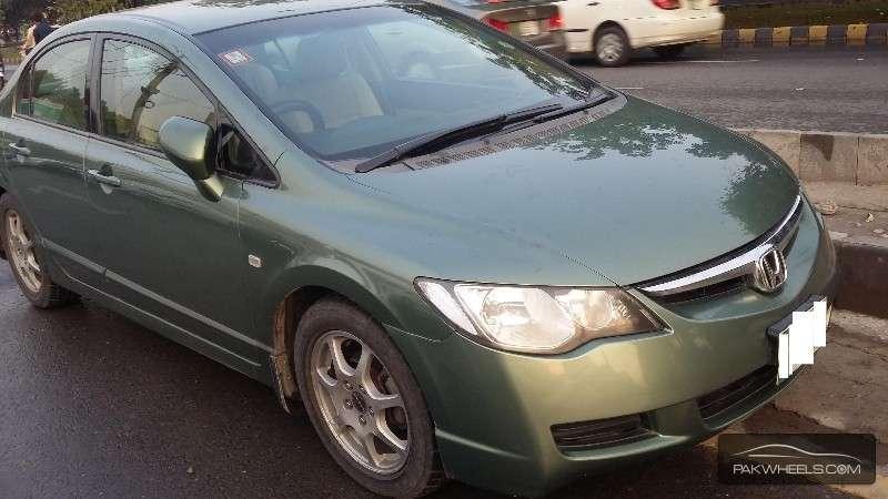 Honda Civic VTi Prosmatec 1.8 i-VTEC 2006 Image-9