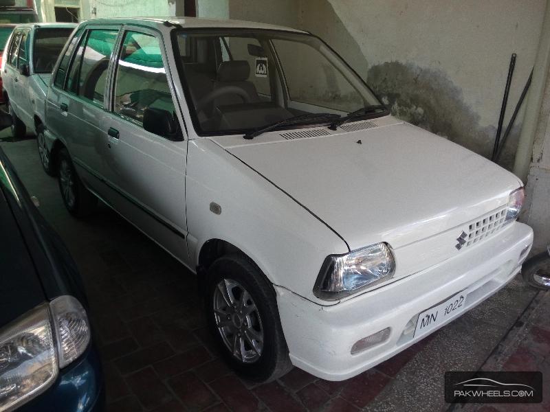 Suzuki Mehran VXR 2012 Image-2