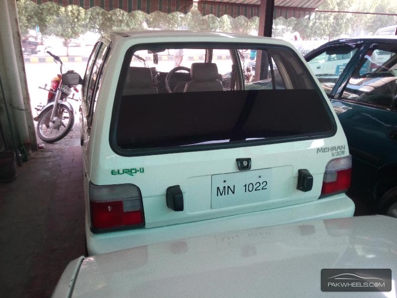 Suzuki Mehran VXR 2012 Image-6