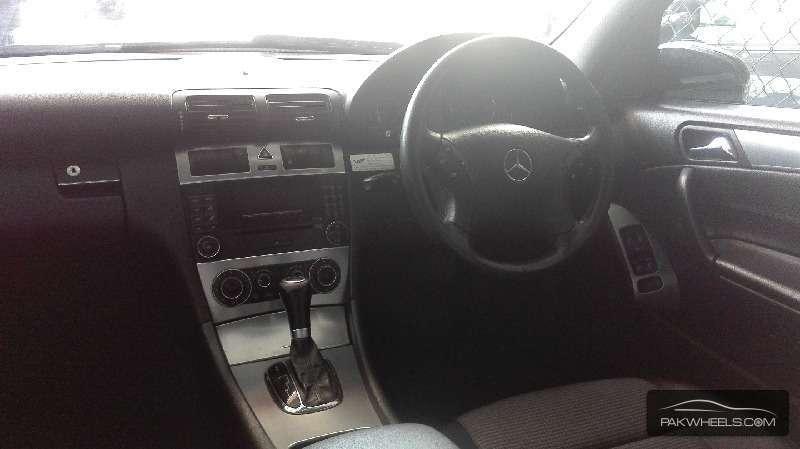 Mercedes Benz C Class C180 Kompressor 2005 Image-6