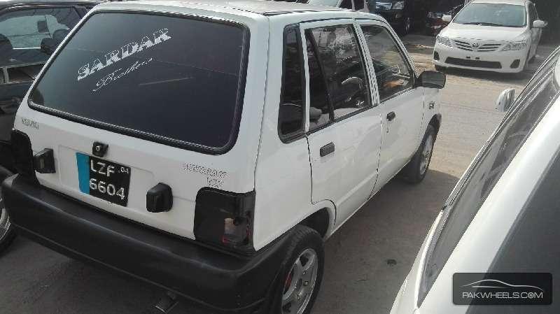 Suzuki Mehran 2004 Image-6