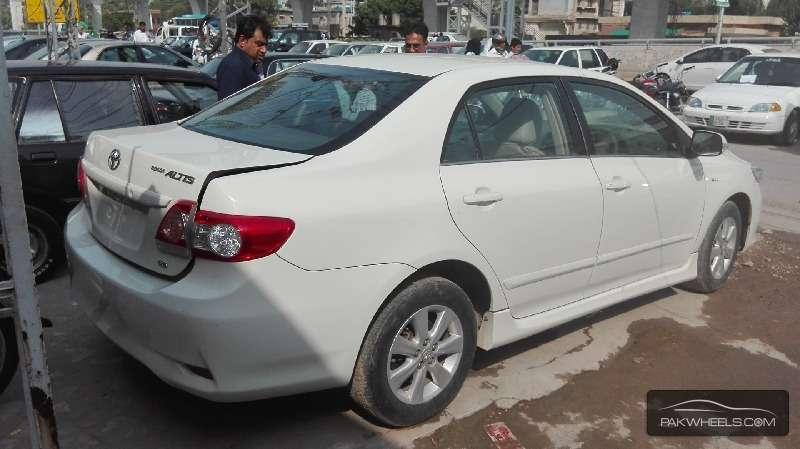 Toyota Corolla Altis 1.8 2009 Image-4