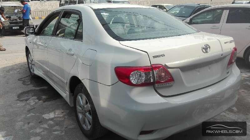 Toyota Corolla Altis 1.8 2009 Image-6