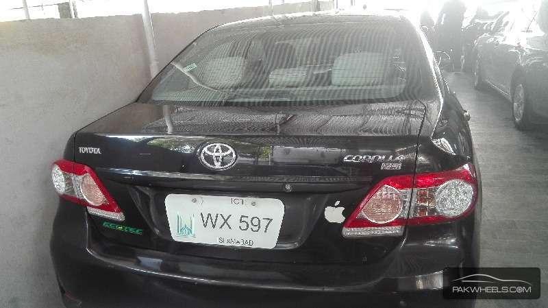 Toyota Corolla XLi VVTi Ecotec 2012 Image-5