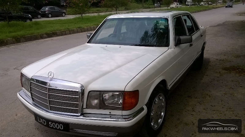 Mercedes benz s class 500sel 1985 for sale in rawalpindi for 1985 mercedes benz 500sel