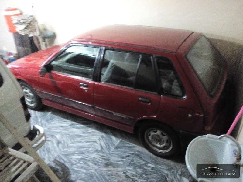 Suzuki Khyber GA 1998 Image-3