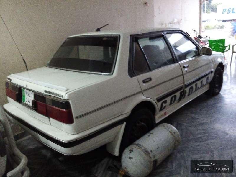 Toyota Corolla 1986 Image-4