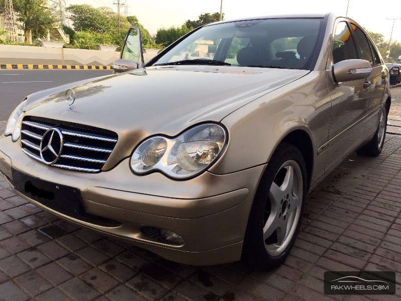 mercedes benz c class c180 2001 for sale in lahore pakwheels Mercedes-Benz C 180 Old Mercedes- Benz