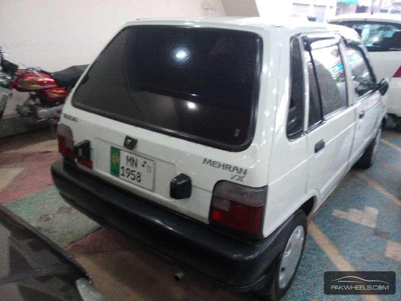 Suzuki Mehran VX 2011 Image-5