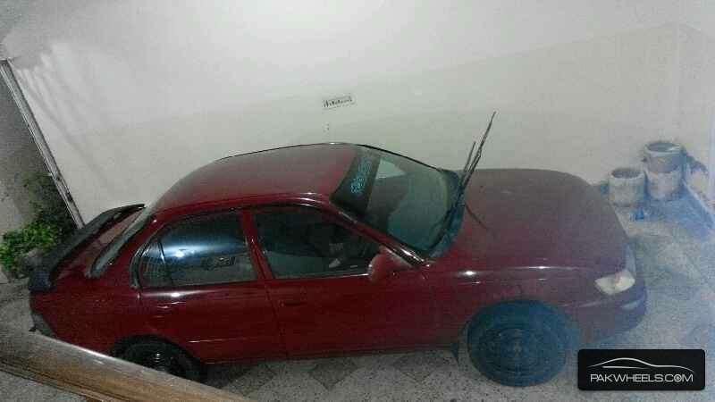 Toyota Corolla GL 1996 Image-8