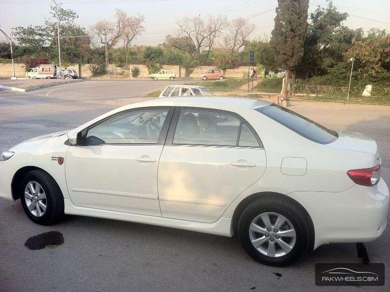 Toyota Corolla Altis 1 6 2013 For Sale In Rawalpindi