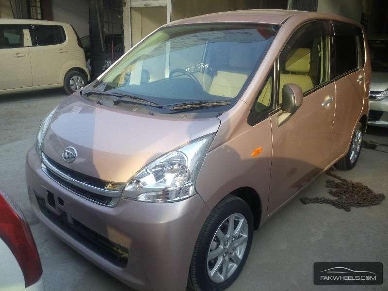 Daihatsu Move 2012 Image-2